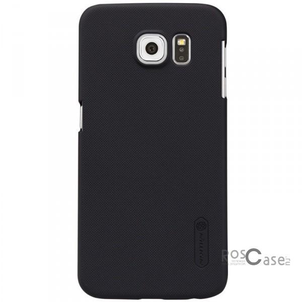 Чехол Nillkin Matte для Samsung Galaxy S6 G920F/G920D Duos (+ пленка) (Черный)Описание:производитель - бренд&amp;nbsp;Nillkin;материал - поликарбонат;совместимость - Samsung Galaxy S6 G920F/G920D Duos;тип - накладка.&amp;nbsp;Особенности:матовый;прочный;тонкий дизайн;не скользит в руках;не выцветает;пленка в комплекте.<br><br>Тип: Чехол<br>Бренд: Nillkin<br>Материал: Поликарбонат
