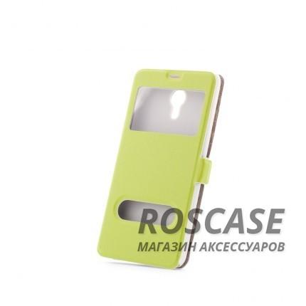 Чехол (книжка) с PC креплением для Meizu M2 Note (Зеленый)Описание:разработан компанией&amp;nbsp;Epik;спроектирован для Meizu M2 Note;материалы: синтетическая кожа, поликарбонат;тип: чехол-книжка.&amp;nbsp;Особенности:имеются все функциональные вырезы;не скользит в руках;магнитная застежка;окошки в обложке;защита от ударов и падений;превращается в подставку.<br><br>Тип: Чехол<br>Бренд: Epik<br>Материал: Искусственная кожа