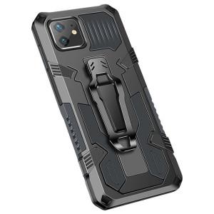 i-Crystal | Противоударный чехол с креплением на пояс и подставкой  для iPhone 11