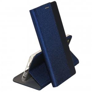 Fabric Book | Чехол-книжка с текстильным покрытием  для Xiaomi Redmi 8
