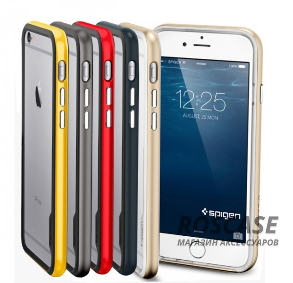фото бампер SGP Neo Hybrid EX Series для Apple iPhone 6/6s (4.7