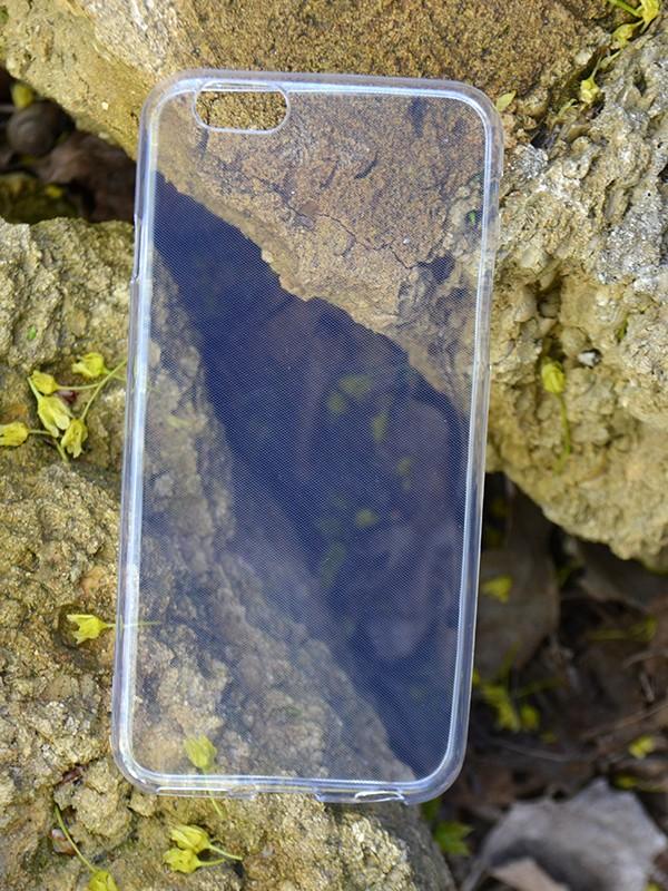 фото TPU чехол Ultrathin Series 0,33mm для Apple iPhone 6/6s (4.7
