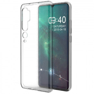 Clear Original | Прозрачный TPU чехол 2мм для Xiaomi Mi Note 10 (Pro) / CC9 Pro