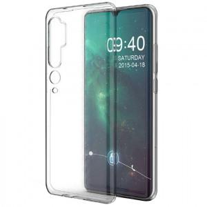 Clear Case | Прозрачный TPU чехол 2мм для Xiaomi Mi Note 10 (Pro) / CC9 Pro