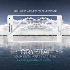 Nillkin Crystal | Прозрачная защитная пленка  для Samsung Galaxy A5 2015 (A500F)