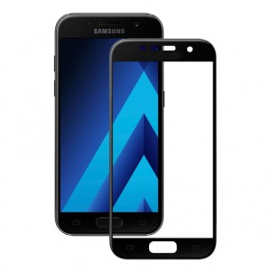 Защитное стекло 3D  для Samsung Galaxy A5 2017 (A520F)