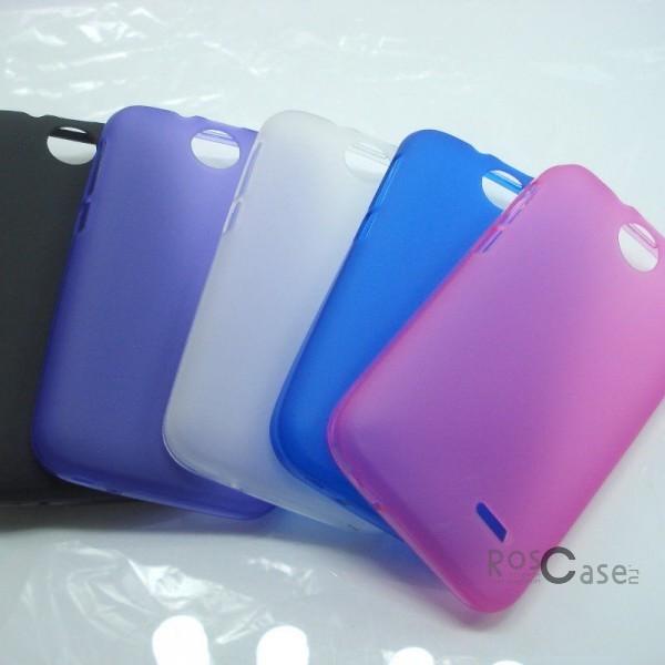 TPU чехол для HTC Desire 310 DUALОписание:Изготовлен компанией Epik;Спроектирован персонально для HTC Desire 310 DUAL;Материал изготовления: термополиуретан;Форма: накладка.Особенности:Исключается появление царапин и возникновение потертостей;Восхитительная амортизация при любом ударе;Гладкая матовая поверхность;Не подвержен деформации;Непритязателен в уходе.<br><br>Тип: Чехол<br>Бренд: Epik<br>Материал: TPU