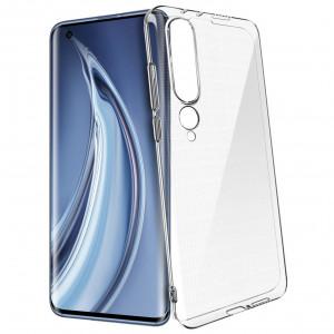 Clear Case | Прозрачный TPU чехол 2мм  для Xiaomi Mi 10 (Pro)