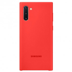 Чехол Silicone Cover для Samsung Galaxy Note 10