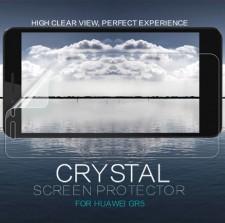 Nillkin Crystal | Прозрачная защитная пленка для Huawei Honor 5X / GR5