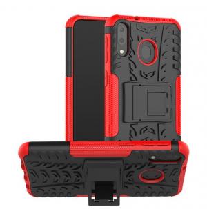 Shield | Противоударный чехол для Galaxy A20 / A30 / A50 с подставкой
