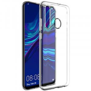 Clear Original | Прозрачный TPU чехол 2мм  для Huawei P40 Lite E