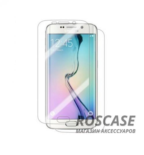 Бронированная полиуретановая пленка BestSuit (на обе стороны) для Samsung Galaxy S6 Edge Plus (Прозрачная)Описание:производитель -&amp;nbsp;BestSuit;совместимость - Samsung Galaxy S6 Edge Plus;материал - полимер;тип - защитная пленка.Особенности:олеофобное покрытие;прочная;тонкий дизайн;прозрачная;имеет все необходимые вырезы;защита от ударов и царапин;анти-бликовое покрытие;пленка закрывает экран полностью;в комплекте пленка на заднюю панель.<br><br>Тип: Бронированная пленка<br>Бренд: Epik