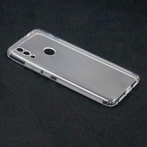 Прозрачный силиконовый чехол для Xiaomi Redmi 7 1мм с защитой камеры