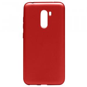 J-Case THIN | Гибкий силиконовый чехол 0.5 мм для Xiaomi Pocophone F1