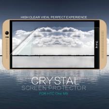 Nillkin Crystal | Прозрачная защитная пленка для HTC One / M9