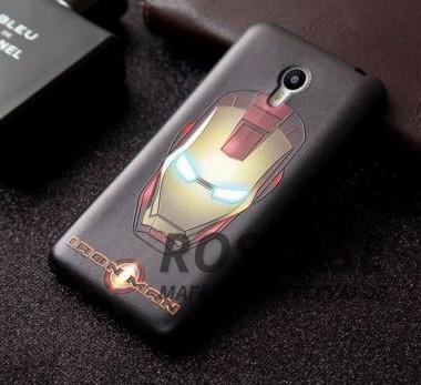 Чехол-накладка Rebus для Meizu M2 Note (Iron Man)Описание:разработан для Meizu M2 Note;материал: пластик;форма: накладка.&amp;nbsp;Особенности:ультратонкое исполнение;полный набор функциональных прорезей;оригинальный дизайн;высокоэффективный уровень защиты;износостойкая поверхность.<br><br>Тип: Чехол<br>Бренд: Epik<br>Материал: Пластик