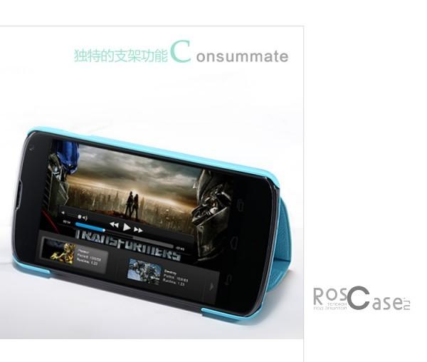 Фото для LG Nexus 4 E960 чехла Nillkin Fresh Series