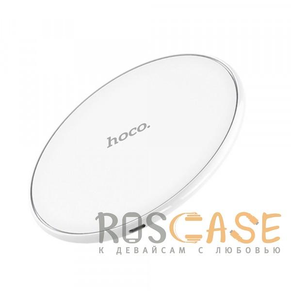Фото HOCO CW6 | Беспроводное зарядное устройство c LED индикатором уровня заряда