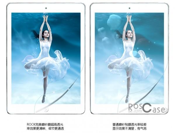 Фото защитной пленки ROCK Perfect Dull Polish для Apple iPad Air