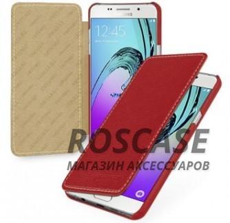 Кожаный чехол (книжка) TETDED для Samsung A510F Galaxy A5 (2016) (Красный / Red)Описание:изготовлен фирмой&amp;nbsp;TETDED;подходит для Samsung A510F Galaxy A5 (2016);материал  -  натуральная кожа;формат  -  чехол-книжка.&amp;nbsp;Особенности:имеет все функциональные вырезы;легко устанавливается и снимается;тонкий дизайн;защищает от механических повреждений;не выцветает.<br><br>Тип: Чехол<br>Бренд: TETDED<br>Материал: Натуральная кожа