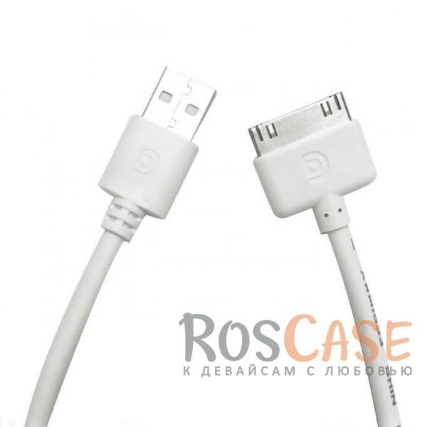 Фото Дата кабель GRIFFIN USB to 30-pin для Apple iPhone 4/4S (1m)