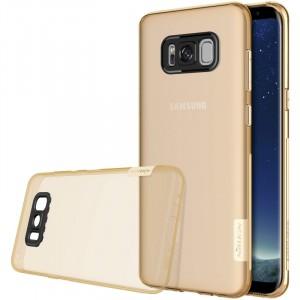 Nillkin Nature | Силиконовый чехол для Samsung G955 Galaxy S8 Plus