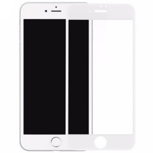 Объемное защитное стекло 4D на весь экран для iPhone 7 Plus