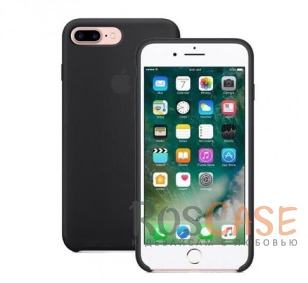 TPU чехол Rock Silicon Touch Series для Apple iPhone 7 plus (5.5) (Черный / Black)Описание:производитель  - &amp;nbsp;Rock;форм-фактор  -  накладка;материал  -  термополиуретан;совместим с Apple iPhone 7 plus (5.5).Особенности:имеются проемы под внешние порты, динамик, камеру, регулятор громкости, вырез под логотип;обеспечен функциями &amp;laquo;анти-удар&amp;raquo;, &amp;laquo;анти-отпечатки&amp;raquo;, &amp;laquo;анти-скольжение&amp;raquo;;дизайн  -  ультратонкий;система фиксации.<br><br>Тип: Чехол<br>Бренд: Nillkin<br>Материал: Силикон