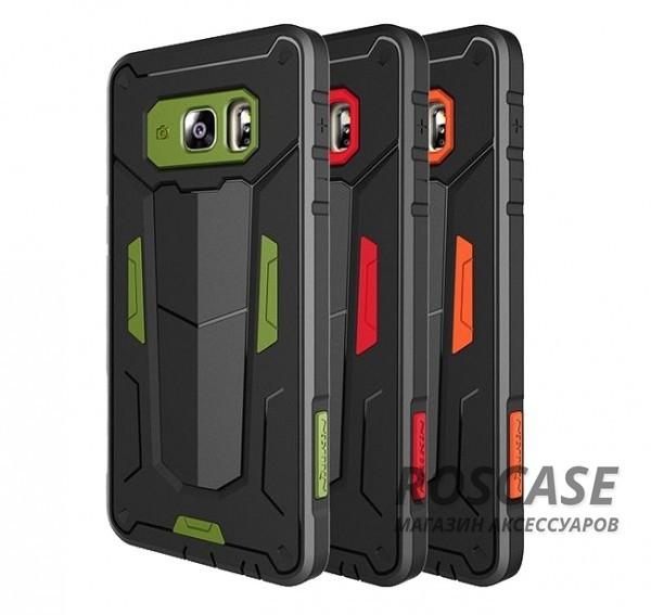 TPU+PC чехол Nillkin Defender 2 для Samsung Galaxy S6 Edge PlusОписание:производитель  - &amp;nbsp;Nillkin;совместим с Samsung Galaxy S6 Edge Plus;материал  -  термополиуретан, поликарбонат;тип  -  накладка.&amp;nbsp;Особенности:в наличии все вырезы;противоударный;стильный дизайн;надежно фиксируется;защита от повреждений.<br><br>Тип: Чехол<br>Бренд: Nillkin<br>Материал: TPU