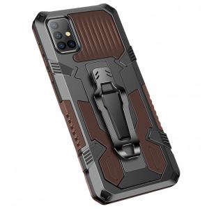 i-Crystal | Противоударный чехол с креплением на пояс и подставкой  для Samsung Galaxy A51