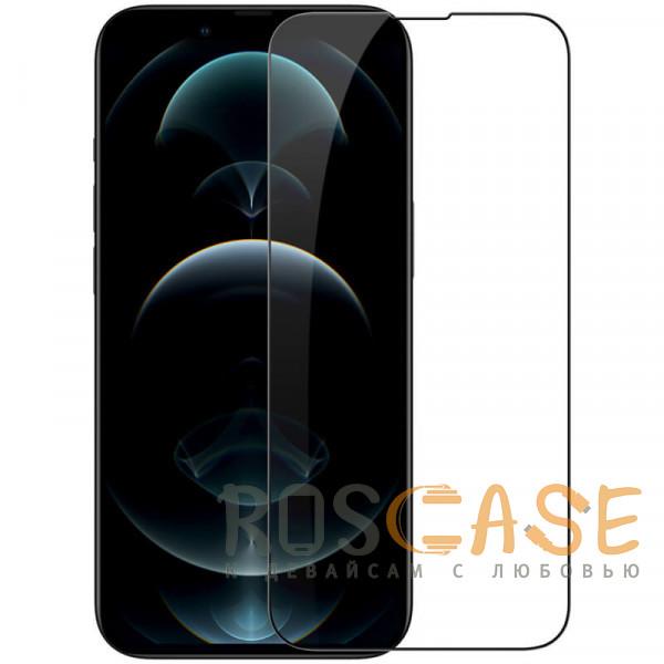 Фото Черный Nillkin CP+ PRO   Закаленное защитное стекло для iPhone 13 Pro Max