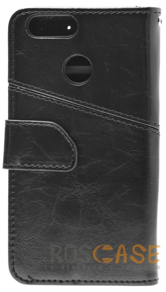 Фотография Черный Ktry | Чехол-книжка для Xiaomi Mi 5X / Mi A1 с магнитной застежкой