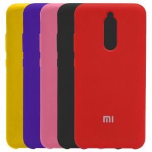 Silicone Cover | Чехол силиконовый с микрофиброй  для Xiaomi Redmi 8