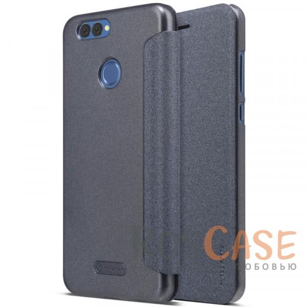 Nillkin Sparkle | Чехол-книжка для Huawei Nova 2 (Черный)Описание:от компании&amp;nbsp;Nillkin;спроектирован для Huawei Nova 2;материалы: поликарбонат, искусственная кожа;блестящая поверхность;не скользит в руках;предусмотрены все необходимые вырезы;защита со всех сторон;тип: чехол-книжка.<br><br>Тип: Чехол<br>Бренд: Nillkin<br>Материал: Искусственная кожа
