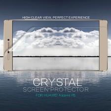 Nillkin Crystal   Прозрачная защитная пленка для Huawei Ascend P8