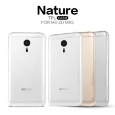 фото TPU чехол Nillkin Nature Series для Meizu MX5