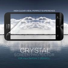 Nillkin Crystal | Прозрачная защитная пленка для Asus Zenfone 2 (ZE500CL)
