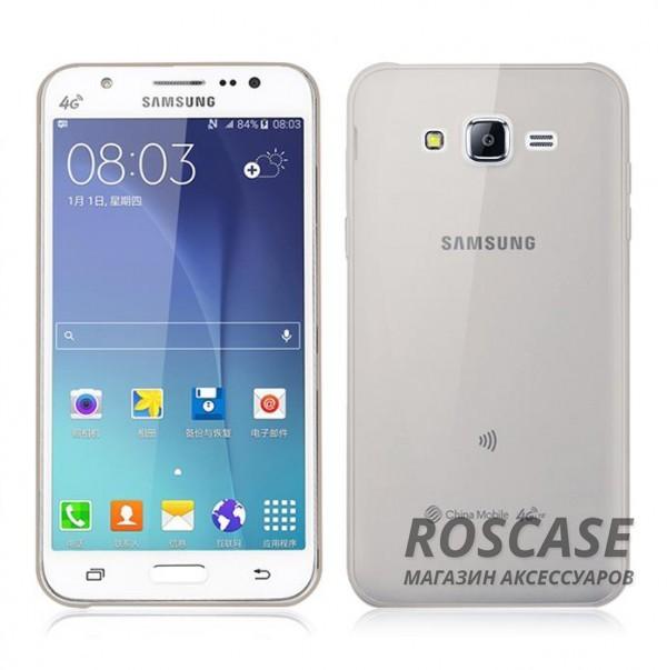 TPU чехол Ultrathin Series 0,33mm для Samsung j500H Galaxy J5 (Серый (прозрачный))Описание:изготовлен компанией&amp;nbsp;Epik;разработан для Samsung j500H Galaxy J5;материал: термополиуретан;тип: накладка.&amp;nbsp;Особенности:толщина накладки - 0,33 мм;прозрачный;эластичный;надежно фиксируется;есть все функциональные вырезы.<br><br>Тип: Чехол<br>Бренд: Epik<br>Материал: TPU