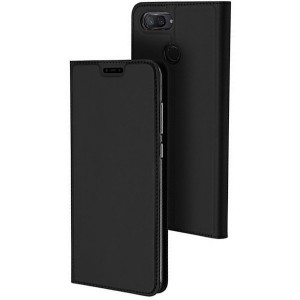 Dux Ducis | Чехол-книжка для Xiaomi Mi 8 Lite / Mi 8 Youth (Mi 8X) с функцией подставки и картхолдером