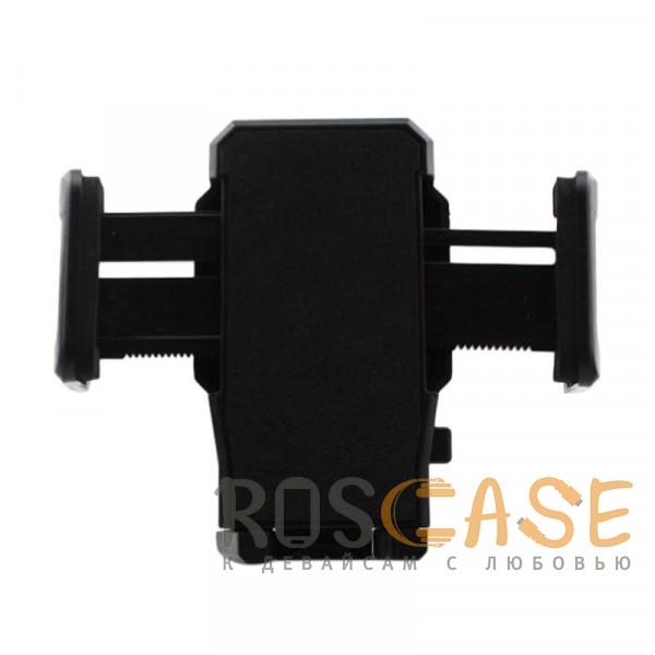 Изображение Черный Велосипедный держатель для телефона с диагональю до 6 дюймов