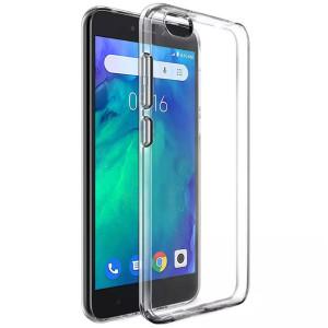 Clear Case   Прозрачный TPU чехол 2мм  для Xiaomi Redmi Go