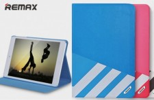 фото Кожаный чехол (книжка) Remax Parkour для Apple iPad mini (Retina)/Apple IPAD mini 3