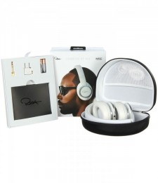 WESC RZA Premium | Накладные наушники Bright White