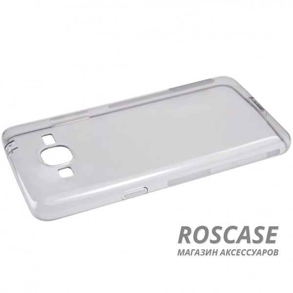 фото Серый (прозрачный) TPU чехол Nillkin Nature Series для Samsung G530H/G531H Galaxy Grand Prime