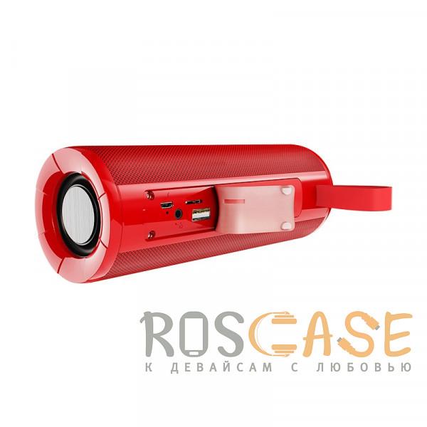 Фотография Красный Беспроводная Bluetooth колонка Borofone BR1 Beyond