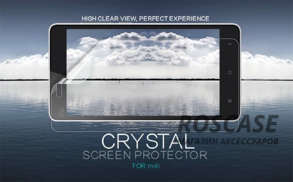 Защитная пленка Nillkin Crystal для Xiaomi Mi 4i / Mi 4cОписание:компания-изготовитель - &amp;nbsp;Nillkin;разработана для Xiaomi Mi 4i / Mi 4c;материал: полимер;тип: прозрачная.&amp;nbsp;Особенности:все функциональные вырезы в наличии;ультратонкая;улучшает четкость изображения;свойство анти-отпечатки;не притягивает пыль.<br><br>Тип: Защитная пленка<br>Бренд: Nillkin