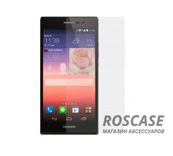 Защитная пленка Ultra Screen Protector для Huawei Ascend P7 (Матовая)<br><br>Тип: Защитная пленка<br>Бренд: Epik