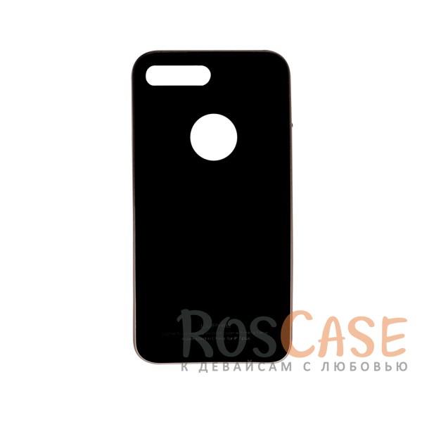 Металлический бампер Luphie с акриловой вставкой для Apple iPhone 7 plus (5.5) (Золотой / Черный)Описание:бренд -&amp;nbsp;Luphie;материал - алюминий, акриловое стекло;совместим с Apple iPhone 7 plus (5.5);тип - бампер со вставкой.Особенности:акриловая вставка;прочный алюминиевый бампер;в наличии все вырезы;ультратонкий дизайн;защита устройства от ударов и царапин.<br><br>Тип: Чехол<br>Бренд: Luphie<br>Материал: Металл