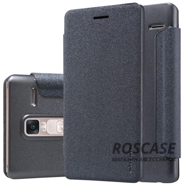 Кожаный чехол (книжка) Nillkin Sparkle Series для LG H650E Zero / Class (Черный)Описание:производитель  - &amp;nbsp;Nillkin;совместим с LG H650E Zero / Class;материалы  -  синтетическая кожа, поликарбонат;форма  -  чехол-книжка.&amp;nbsp;Особенности:защищает со всех сторон;имеет все необходимые вырезы;легко чистится;не увеличивает габариты;защищает от ударов и царапин;морозоустойчивый.<br><br>Тип: Чехол<br>Бренд: Nillkin<br>Материал: Искусственная кожа